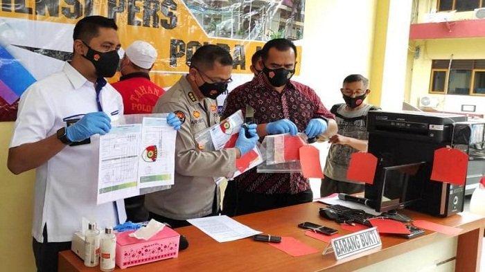 Palsukan Surat Keterangan Rapid Test Antigen, Pelaku Warga Mataram Segera Disidang