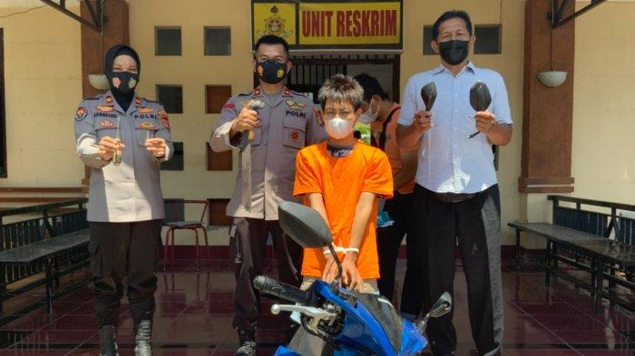 Komplotan Curanmor Dibekuk Polsek Cakranegara, 1 Ditangkap 2 Orang Masih Buron