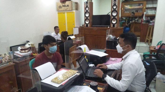 Transaksi Sabu di Gang Kuburan, 2 Pemuda Asal Jawa Barat Diringkus Polresta Mataram