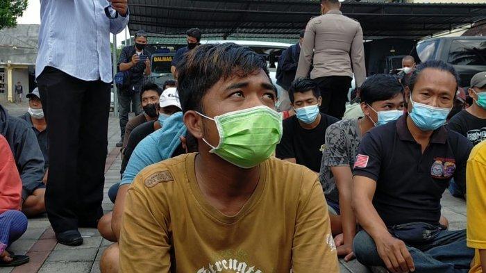 Kaget Tertangkap Operasi Premanisme, Ini Pesan Juru Parkir di Lombok kepada Presiden Jokowi