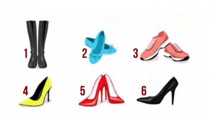 Tes Kepribadian: Karaktermu Terlihat dari Sepatu yang Kamu Pilih, Wanita Mandiri atau Ceria?