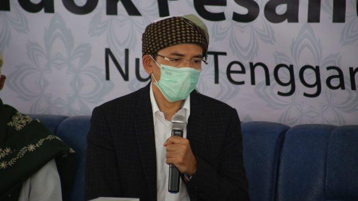 TGB Komentari Kepulangan Habib Rizieq Shihab: Yang Mau Mengikuti Silahkan, yang Tidak Juga Silahkan