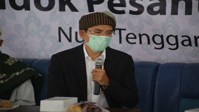 Kelompok Teroris Rekrut Anak Muda, TGB Sebut Ponpes Siap Jadi Benteng Negeri