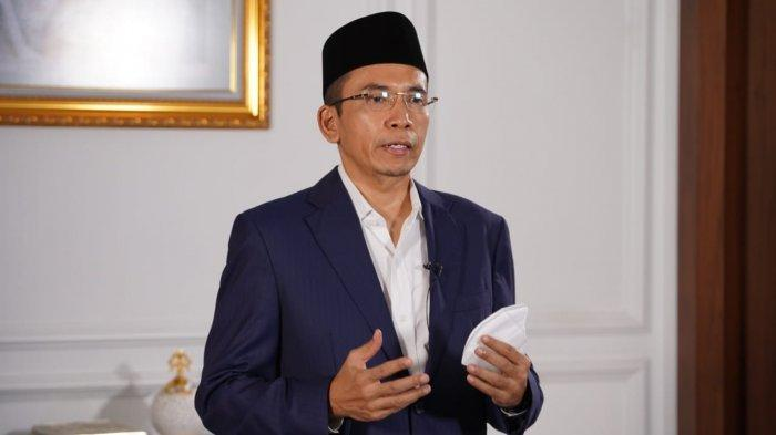 TGB Ajak Warga NTB Doakan Kru Kapal Selam KRI Nanggala-402
