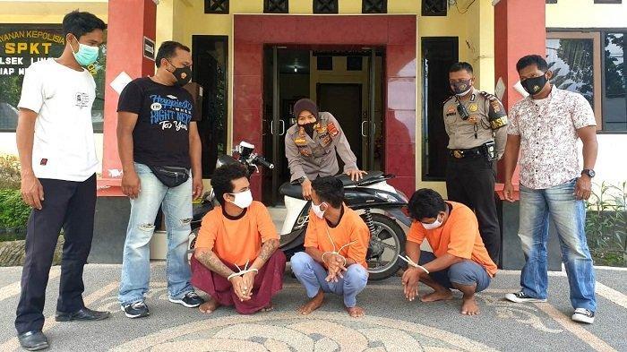Pegawai Toko Sembako di Lingsar Curi Motor Majikan dan Digadai Rp 1 Juta