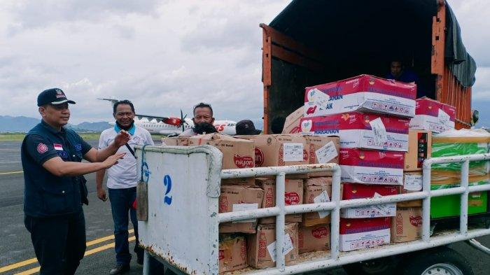 Bantuan Logistik Rp 1,2 Miliar Disalurkan untuk Korban Banjir Bima
