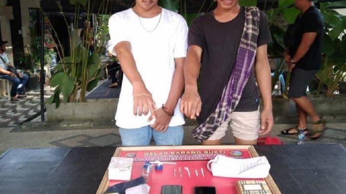 Empat Pengedar Narkoba Gili Trawangan Diringkus, Bandar Besar Masih Buron