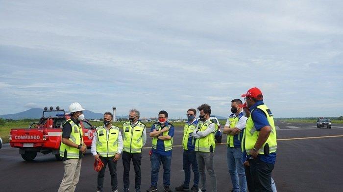 Cek Bandara Lombok, Dorna Sports : 4 Pesawat Jumbo Jet Wara-Wiri Bawa Logistik 370 Ton Jelang MotoGP