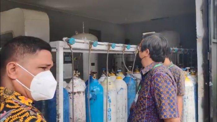 Pasokan Listrik Lancar, Oksigen Medis di RS Sumbawa Aman Selama Pandemi Covid-19