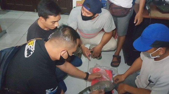 Malam Puncak Pilkada 2020 di NTB, Pria Asal Malang Ditangkap Selundupkan Ganja 1 Kilogram
