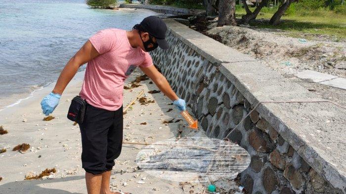 Potongan Mayat Hebohkan Warga Desa Gili Indah Lombok Barat