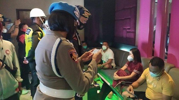 Cegah Penembakan oleh Polisi di Kafe Terulang, Propam Polda NTB dan Denpom TNI Razia Hiburan Malam
