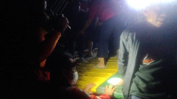Rantai Kapal Putus saat Tarik Jangkar, ABK Nusa Wangi di Pelabuhan Kayangan Terluka Parah