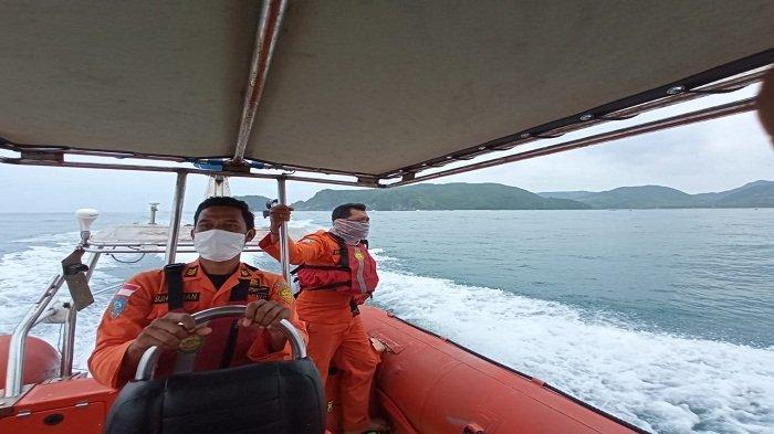 Basarnas Mataram Hentikan Pencarian Pemancing Tenggelam di Pantai Teunting-Unting Lombok Tengah