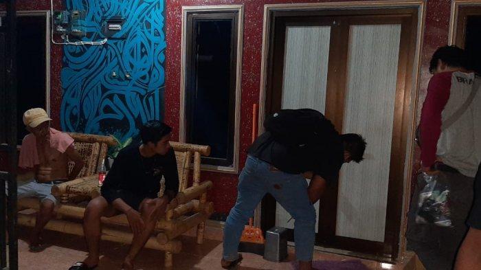 Pemilik Kos di Kota Mataram Diam-diam Buka Kantin Sabu