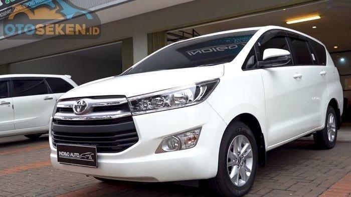 Harga Mobil Bekas: Innova Reborn di Bursa Lelang Harga Mulai Rp 240 Jutaan