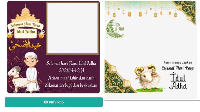 Link Twibbon Ucapan Selamat Hari Raya Idul Adha 2021, Cocok Jadi Status Sosial Media