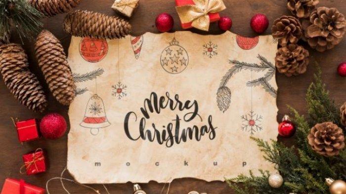 30 Ucapan Natal 2020 Bahasa Inggris Lengkap dengan Terjemahan, Cocok jadi Status Sosial Media