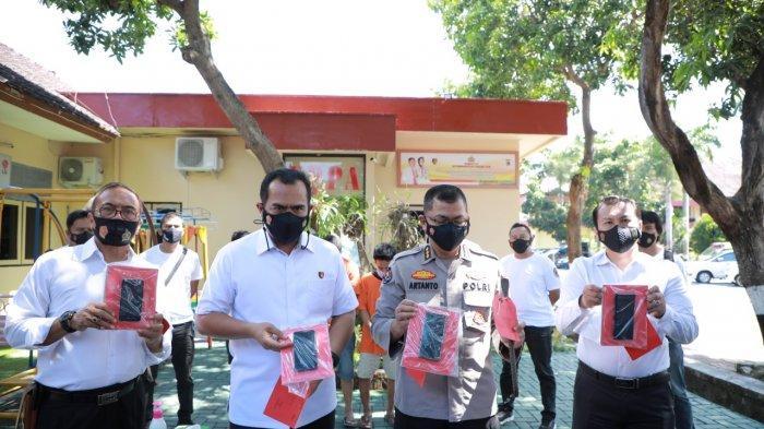 108 Orang Pelaku Kejahatan Ditangkap Polda NTB selama Ramadhan 1442 H