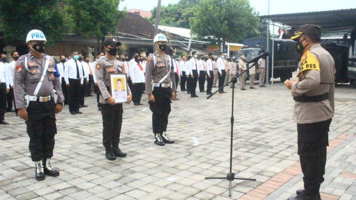 Tidak Disiplin, Anggota Polresta Mataram Dipecat Secara Tidak Terhormat