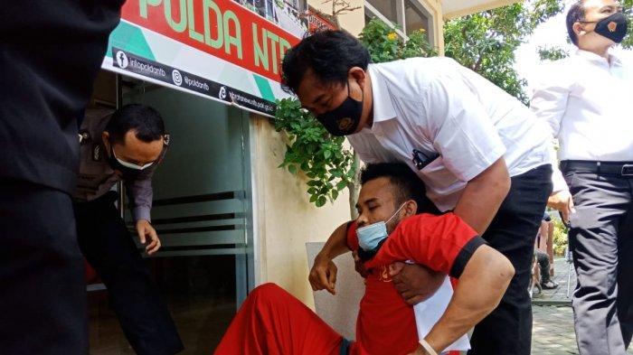 Pencurian Rp 653 Juta di Kantor PMI, Polda NTB Telusuri Keterlibatan Orang Dalam
