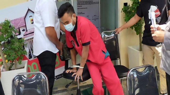 Rp 653 Juta Uang Kantor Donor Darah PMI Dikuras Pencuri, Polda NTB Tembak 1 Pelaku