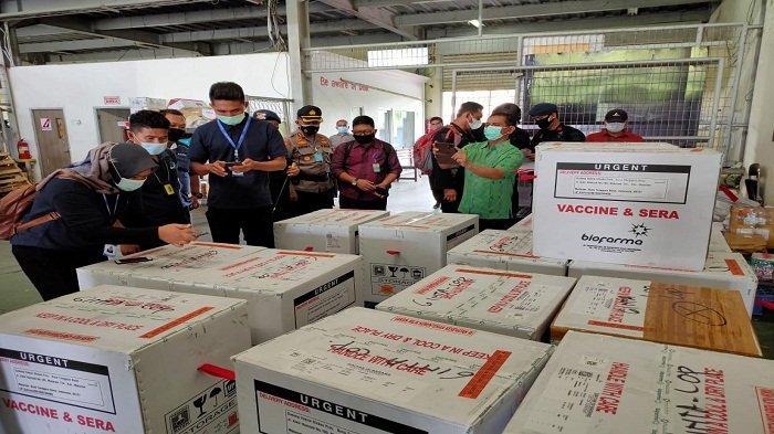 Vaksin Covid-19 Bisa Rusak saat Penyimpanan, Ini Penjelasan BBPOM di Mataram
