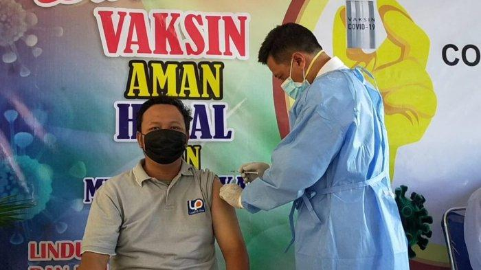 Stok Vaksin NTB Menipis, Dinas Kesehatan Tunggu Kiriman Pusat Bulan Agustus