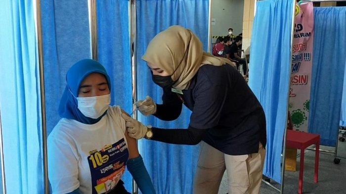PPKM Darurat Diterapkan, Stok Vaksin Kota Mataram Kosong