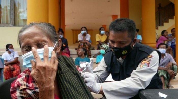 Vaksinasi Lansia di NTB Capai 71 Persen, Tinggal 14 Ribu Orang Belum Disuntik
