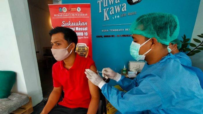 Program Vaksinasi Nasional Capai 100 Juta Suntikan, Indonesia Peringkat 6 Dunia