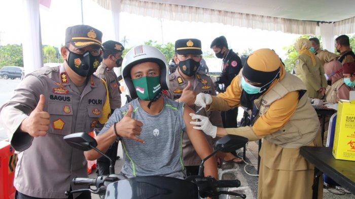 Ada Vaksinasi Massal Gratis di Lombok Barat, Cukup Bawa KTP ke 12 Lokasi Ini