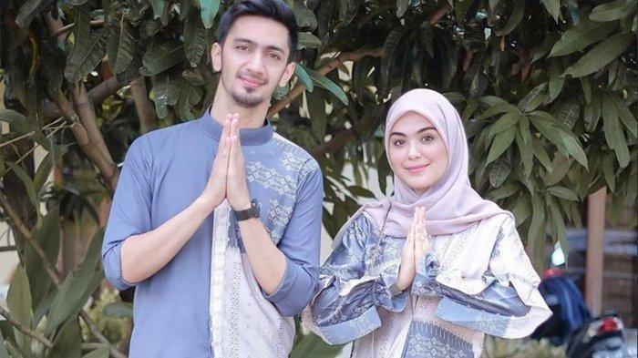 Vebby Palwinta dan Razi Bawazier Anniversary Pertama, Ungkap Harapan untuk Keluarga Kecilnya