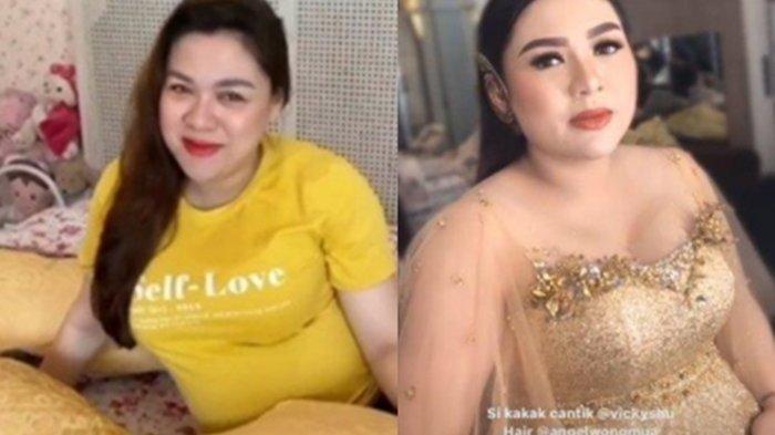 Intip Penampilan Vicky Shu Berubah Drastis, Sempat Gemuk Setelah Melahirkan Kini Langsing