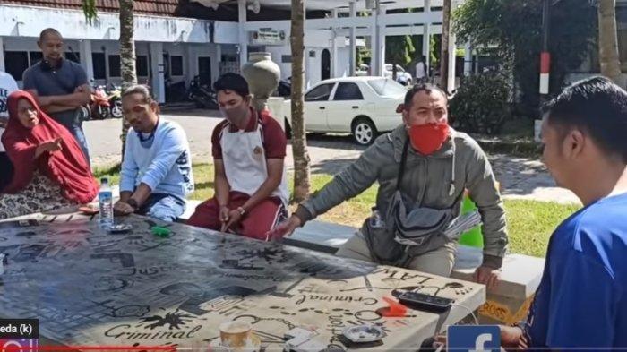 VIRAL Kasat Reskrim Polres Lombok Tengah Tolak Laporan Anak Ingin Penjarakan Ibu, Berawal soal Motor