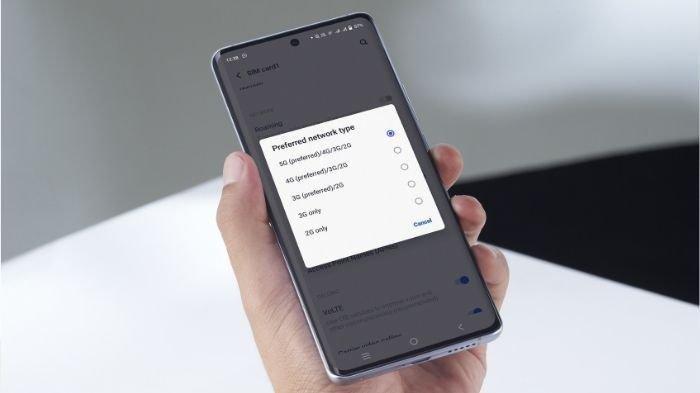 Cara Aktifkan Jaringan 5G pada Vivo V21 dan X60, Jangan Lupa Update Sistem