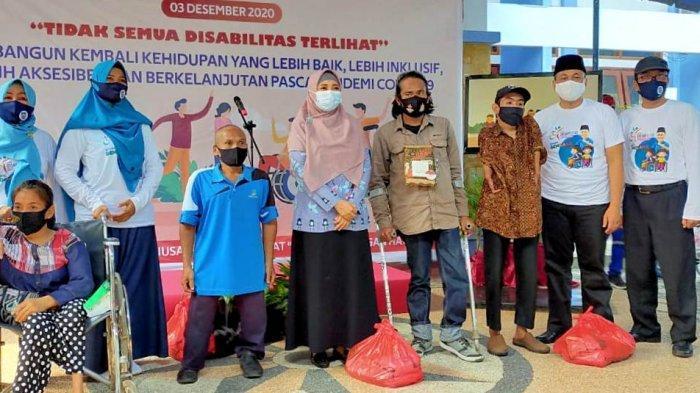 Hari Disabilitas Internasional, Wagub NTB: Jangan Jadikan Kaum Difabel Beban!