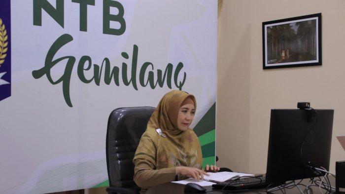 Wagub NTB Kembali Serukan Dukungan untuk Palestina