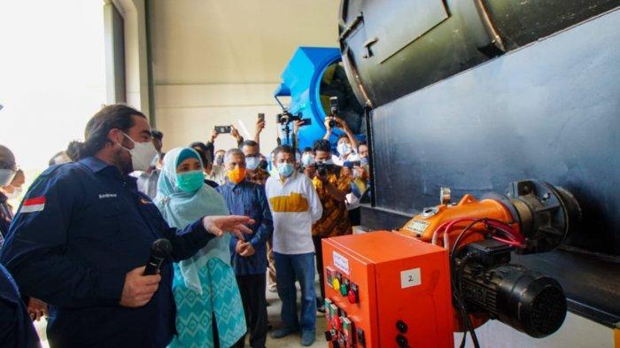 NTB Punya Mesin Pengolah Sampah Plastik Sistem Pirolisis, Diklaim Pertama di Dunia