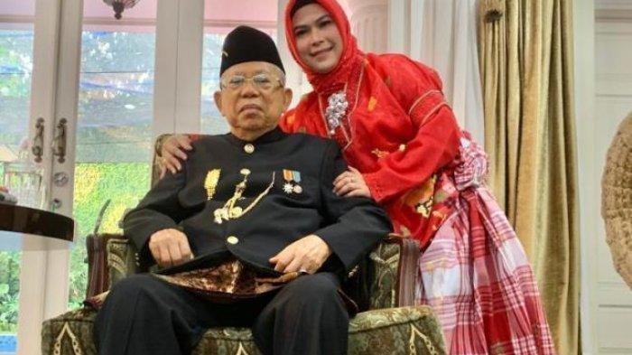 Siti Nur Azizah Putri Wapres Maruf Amin Setia Dukung AHY jadi Ketum Demokrat, Inilah Profilnya