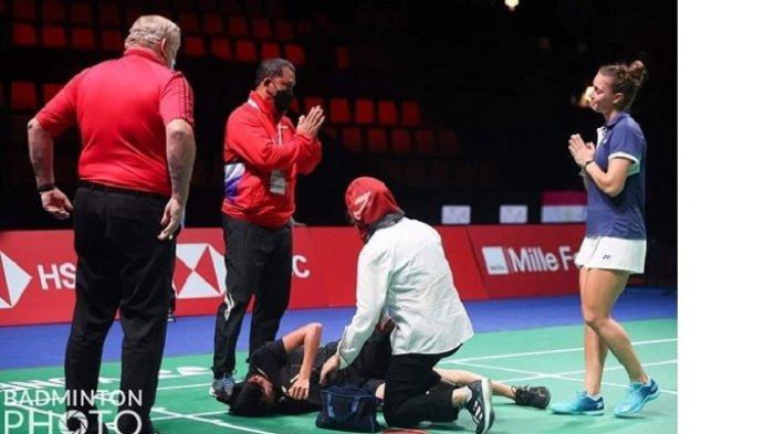 Atlet Badminton Prancis Minta Maaf pada Indonesia Setelah Menang Retire, Sikap Tak Tersorot Kamera
