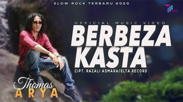 Chord Gitar dan Lirik Lagu di Depan Orang Tuamu Kau Malukan Diriku, Thomas Arya Berbeza Kasta