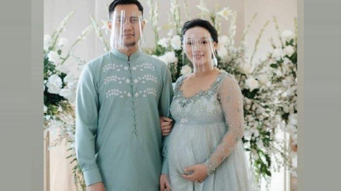 Zaskia Gotik Umumkan Nama Putri Pertamanya dengan Sirajuddin Mahmud