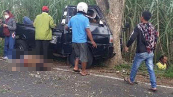 BREAKING NEWS - Tujuh Penumpang Mobil Bak Terbuka Tewas Kecelakaan Usai Hadiri Arisan Keluarga