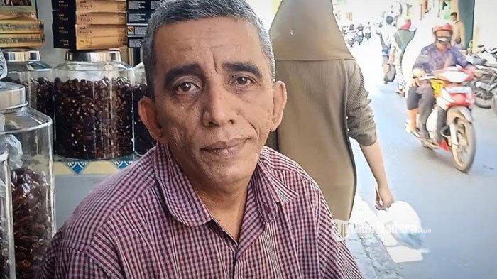 Cerita Abah Hussein, Pedagang di Kawasan Sunan Ampel Kena Denda Rp500 Ribu Kala Ekonominya Terpuruk