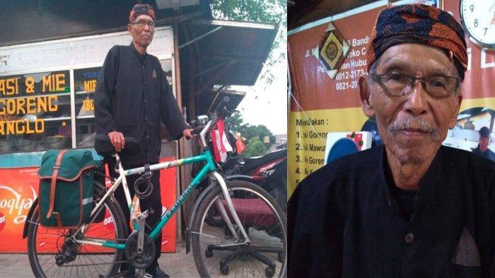 Kisah Guru Jenderal & Artis Berhaji Dengan Kayuh Sepeda 7 Bulan, Pernah Diberi Tugas Mulia Soekarno