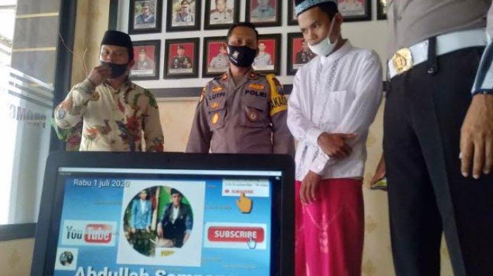 BREAKING NEWS - Polisi Tangkap Abdullah, Youtuber asal Sampang yang Unggah Konten Penyiksaan Hewan