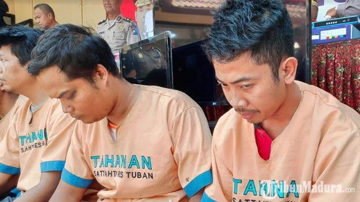 Punya Barang-Barang Mewah di Rumah, Pria di Tuban Ini Beli Pakai Uang Hasil Bobol Konter Ponsel
