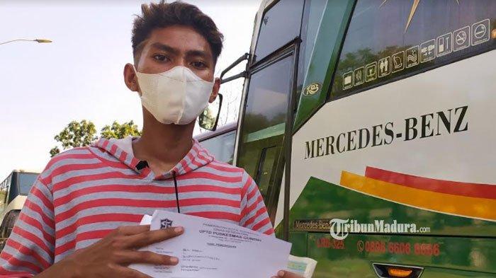 Cerita Perantau Abil Khosim di Pos Kesehatan Suramadu, Kaget Pertama Kali Dipaksa Ikut Rapid Test