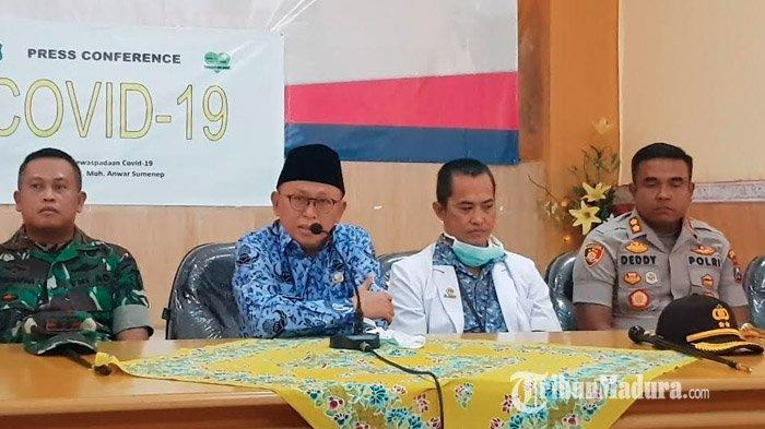 Bupati Sumenep Abuya Busyro Karim Minta Masyarakat Jangan Panik Terhadap Virus Corona